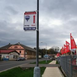 Lamposter - Reklama Hořovice Remax